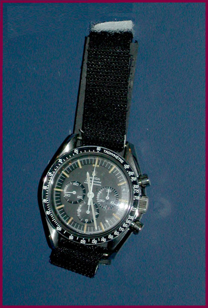by nasa approved watches - photo #49
