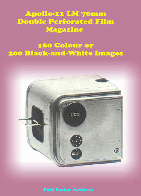 70mm Double Perforated Film Magazine