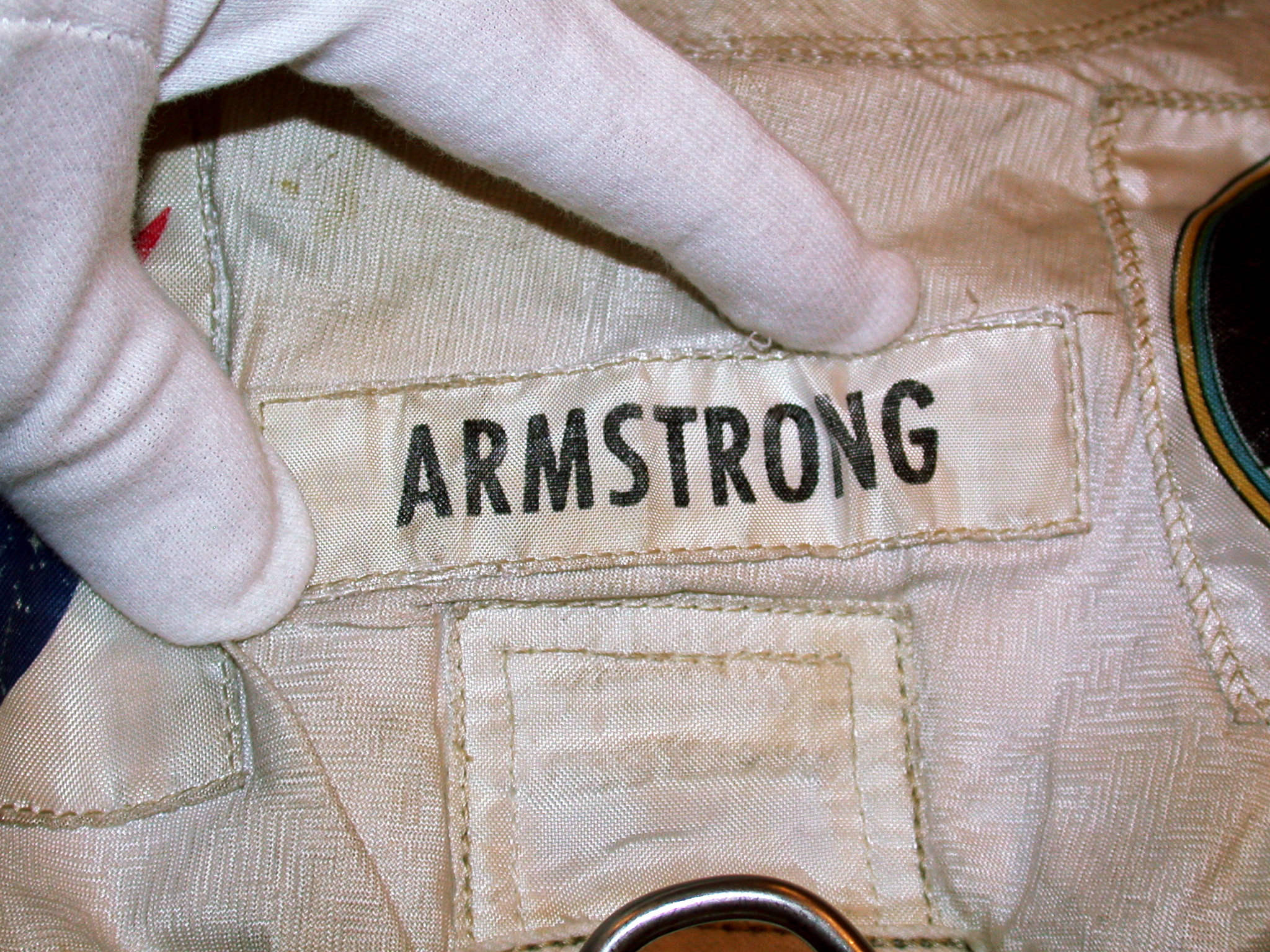 neil armstrong astronaut badges - photo #27