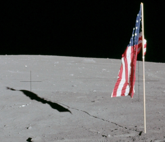 Six Flags on the Moon: What is Their Current Condition?