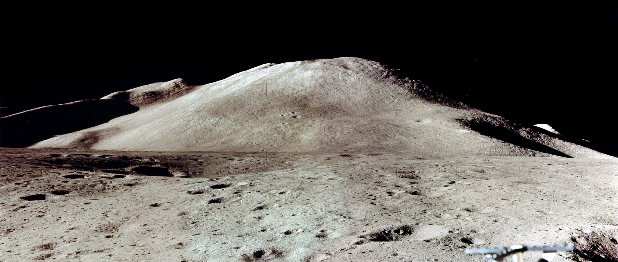 NASA High Resolution Moon Surface (page 2) - Pics about space