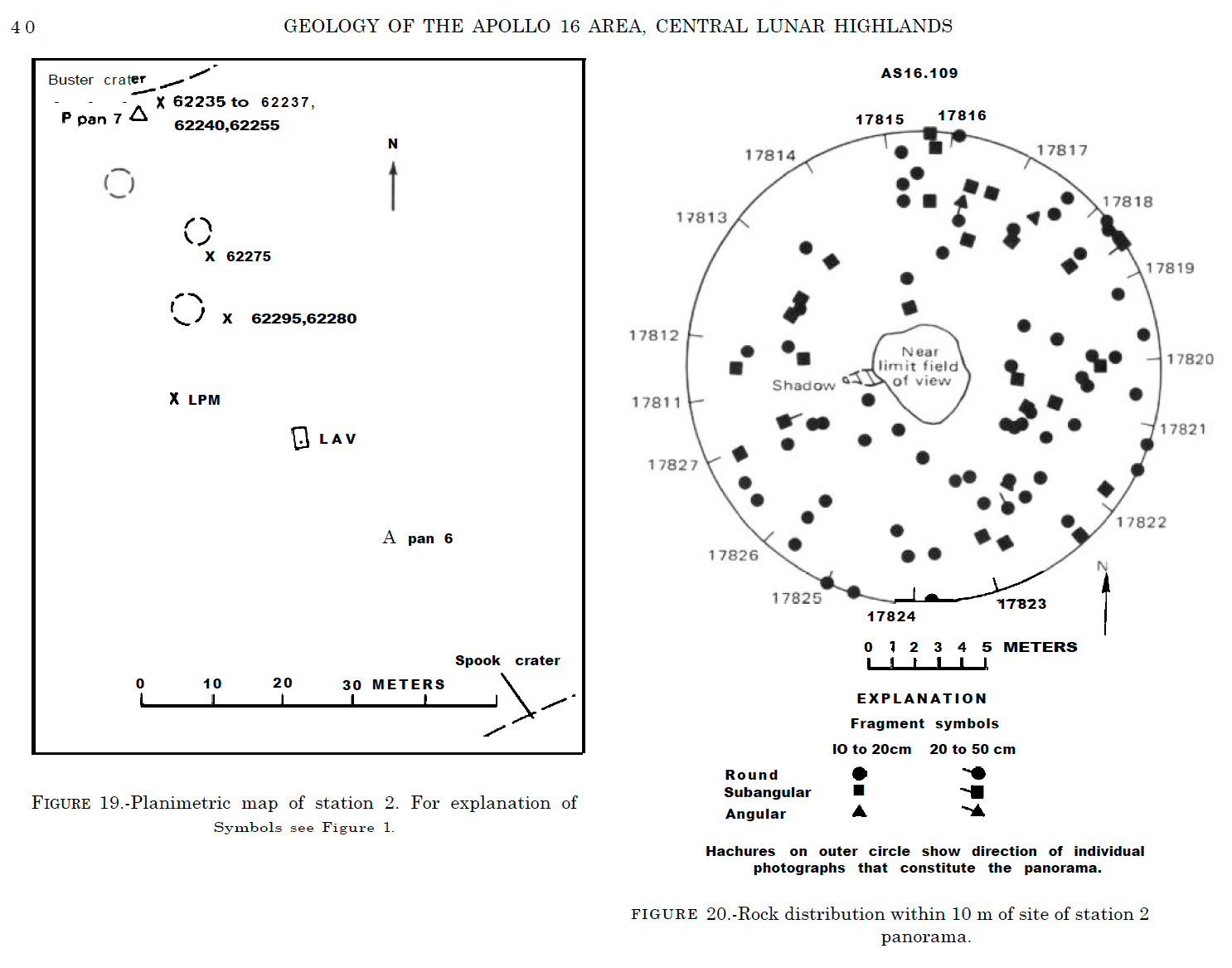 Apollo 16 Image Library Meyer E 57h Wiring Diagram For Plow Station 2 Planimetric Map 03 Mb