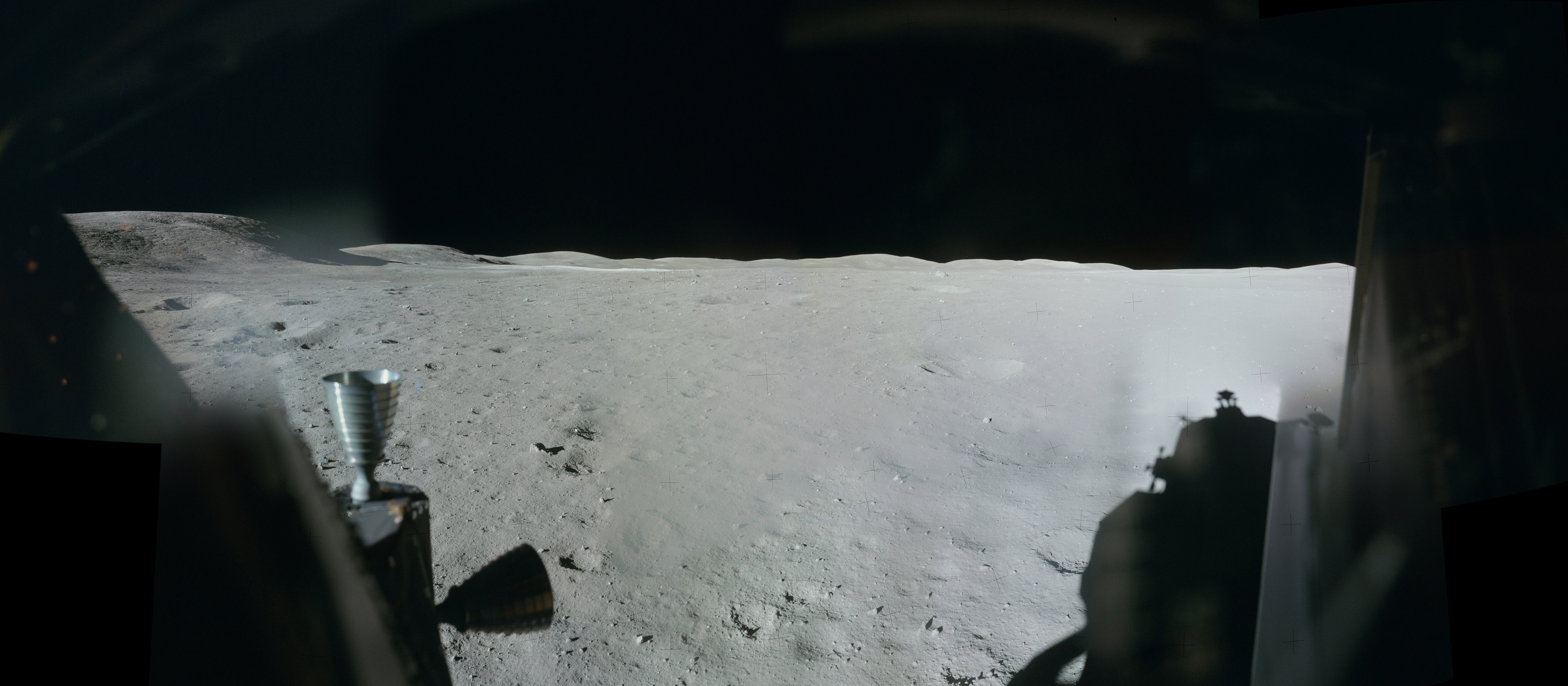 Apollo 16 Image Library