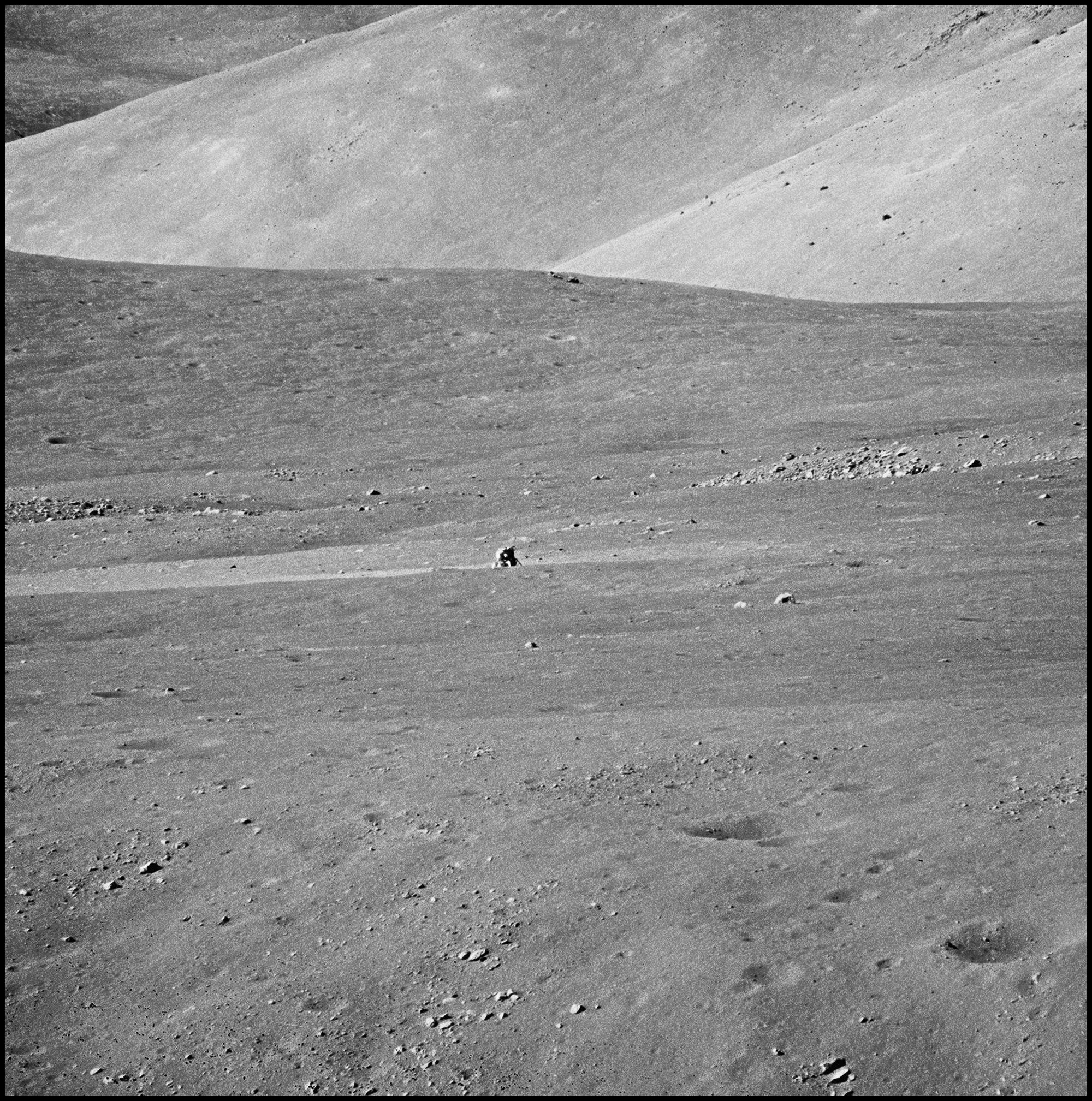 Lunar Pioneer: Apollo 17 lands, ending the Apollo era, 40 ...