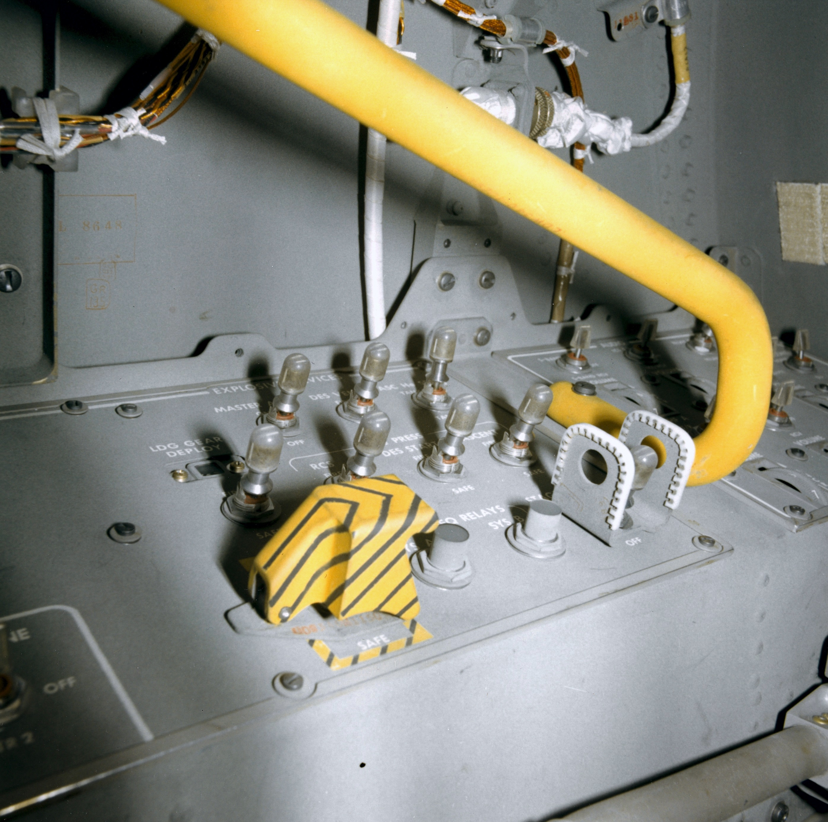 Lm 12 Challenger Close Out Photos The Central Wiring Panel Cwp Chapter 1 7 8 Section Explosive Device Controls 18 Mb