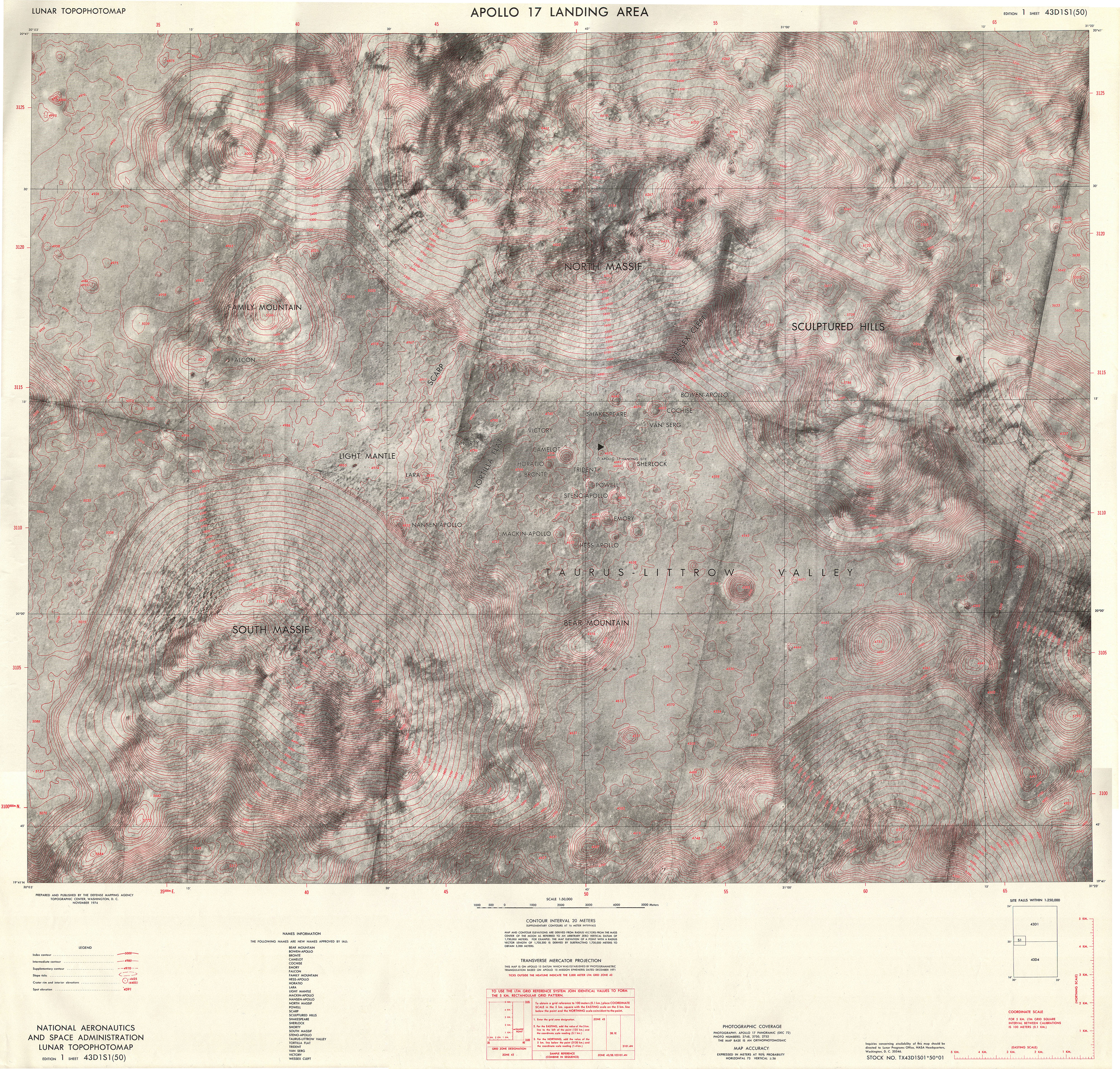 Apollo 17 Image Library 1994 Infinity Wiring Diagram Topophotomap 6 Mb Can