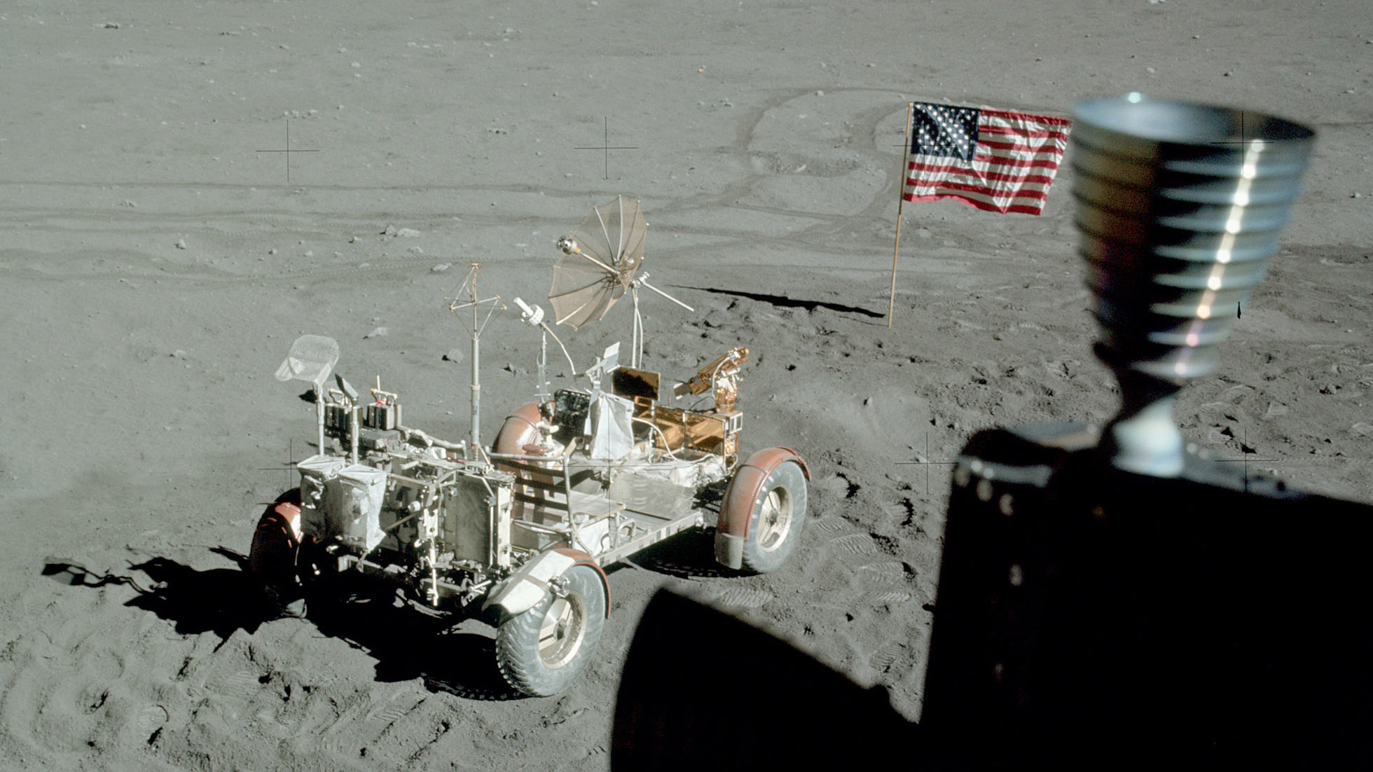 Humans Last Landed On The Moon 42 Years Ago Today ...