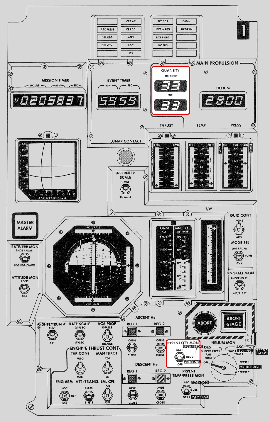The First Lunar Landing Wiring Diagrams For A H 50 11 Lift Master Journal Contributor Paul Fjeld Up On Cdrs