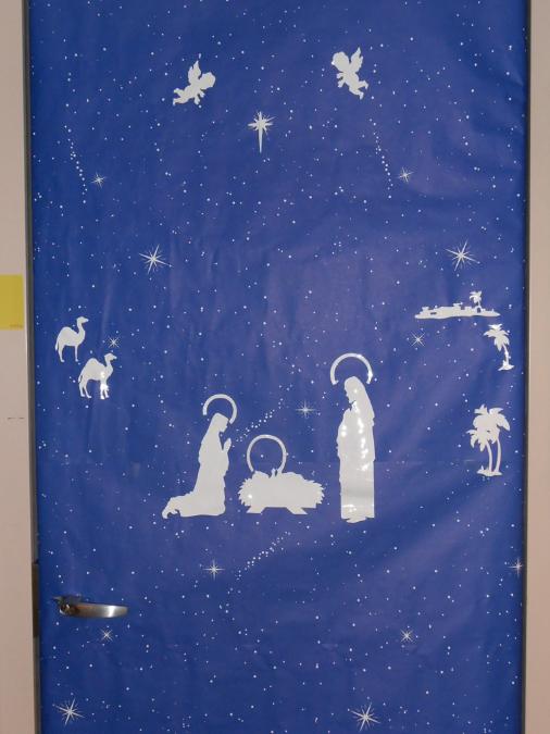 Christmas nativity 4th floor room 4o82