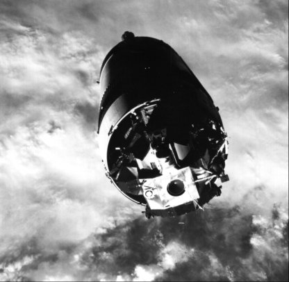 Apollo 9 earth orbital activities (1)