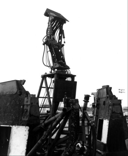 Damage to LC-37B