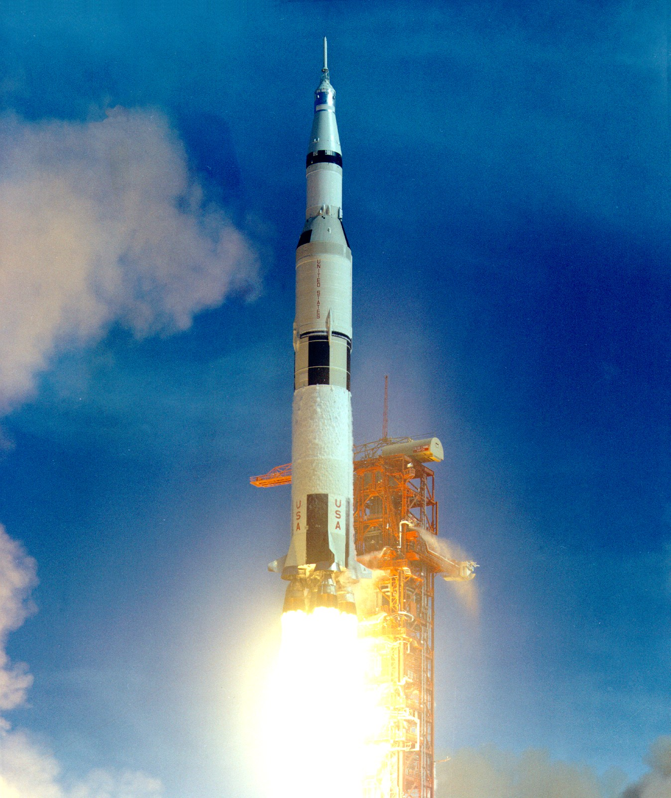 All Saturn V launches...