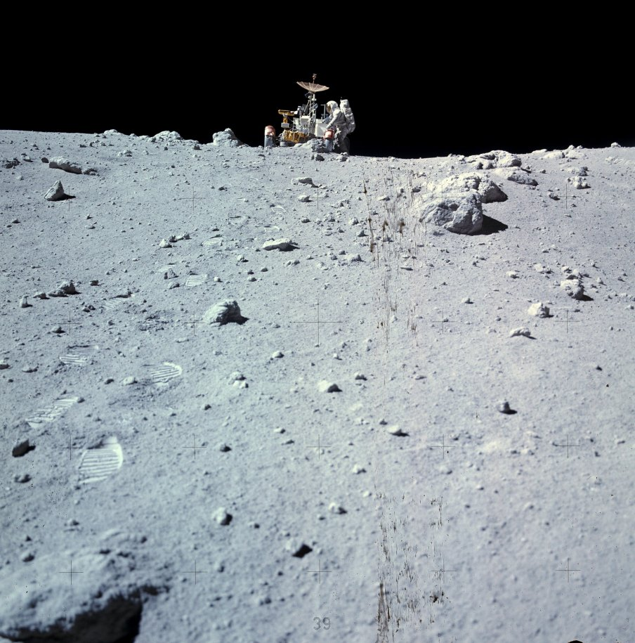 Duke Apollo 16 Astronauts - Pics about space