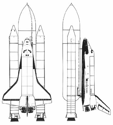 Space Shuttle Parts Diagram Labeled - Pics about space