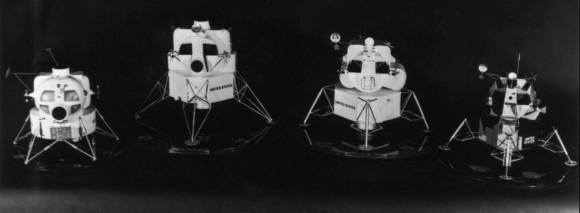 Grumman Lunar Lander Design - Pics about space